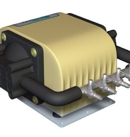 GENERAL HYDROPONICS Dual Diaphragm Air Pump<br />