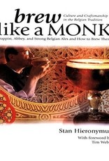 BREWERS AS. BREW LIKE A MONK