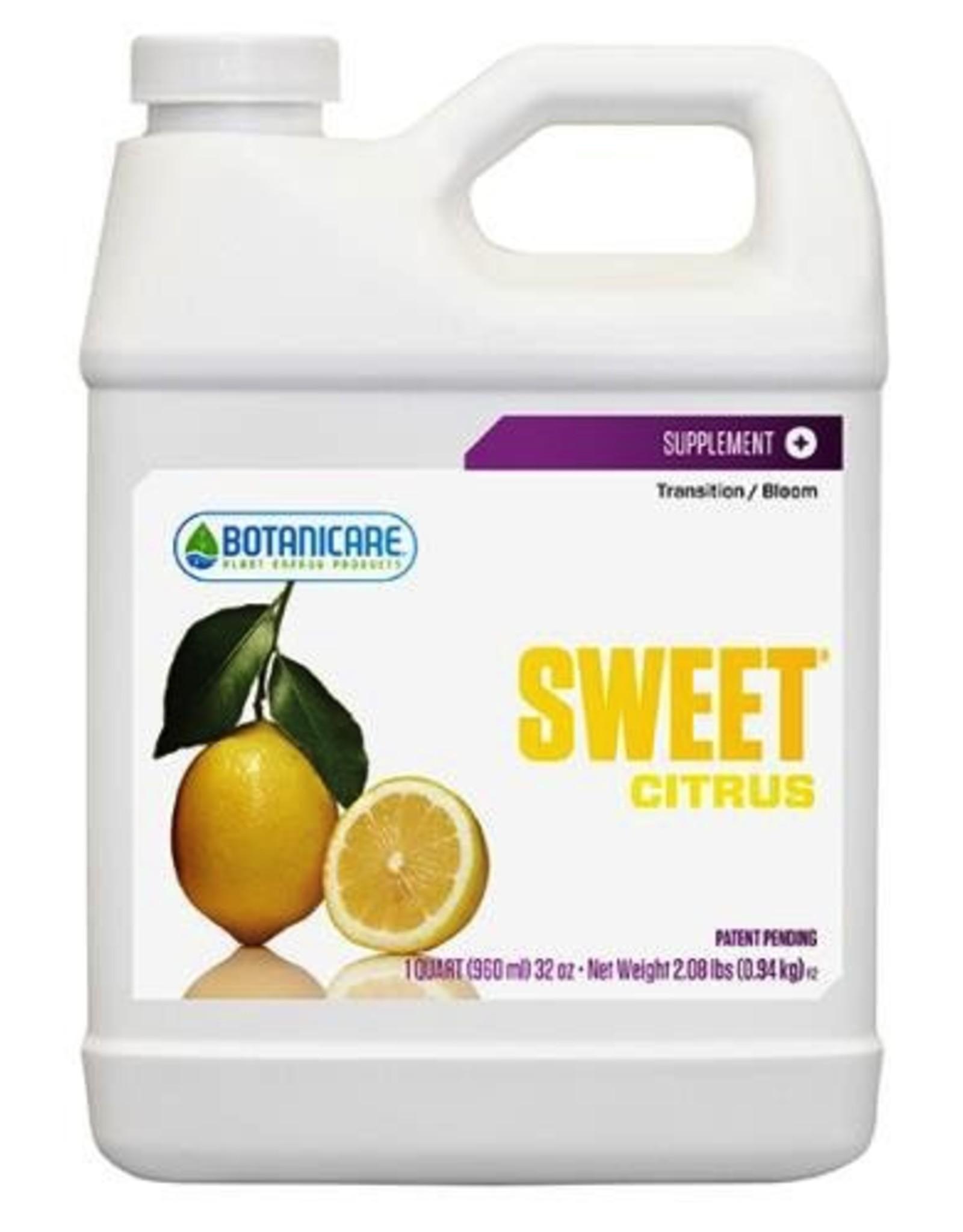 BOTANICARE Sweet Citrus 1 Quart