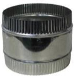 IDEAL-AIR Ideal-Air Duct Coupler 4 in