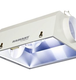 "HYDROFARM Radiant 8"" Air Cooled Reflector Unit (includes lens)"