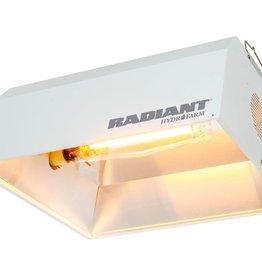 HYDROFARM RADIANT REFLECTOR STANDARD W/OUT GLASS