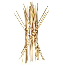 BWGS Smart Support Bamboo Stakes, 2', 25 Pack