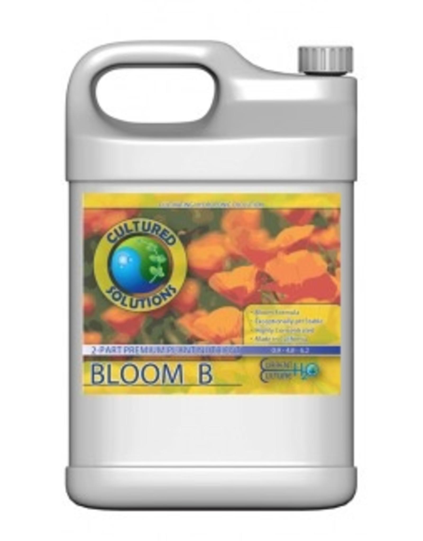 Current Culture H2O CULTURED SOLUTIONS BLOOM B GAL