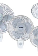"AIR KING AIR KING 12"" WALL MOUNT OSCILLATING FAN (3 SPEED)"