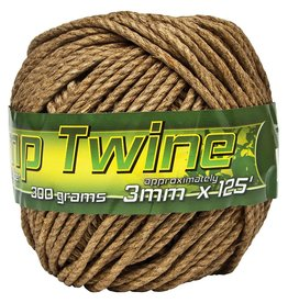 BWGS Smart Support Hemp Twine, 3mm, 125'