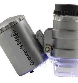 GROWERS EDGE Grower's Edge Illuminated Microscope 60x