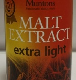 MUNTONS MUNTONS PLAIN EXTRA LIGHT MALT EXTRACT