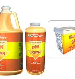 GENERAL HYDROPONICS GH pH Down Dry 2.2lb