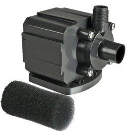 DANNER MANUFACTURING, INC. Supreme Hydroponics Utility Pump, 500 GPH w/ Venturi