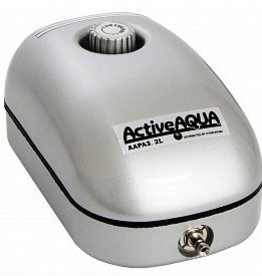 Active Aqua Air Pump 1 Outlet 2W 3.2L/min