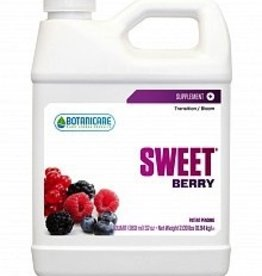 BOTANICARE Sweet Carbo Berry - 1qt