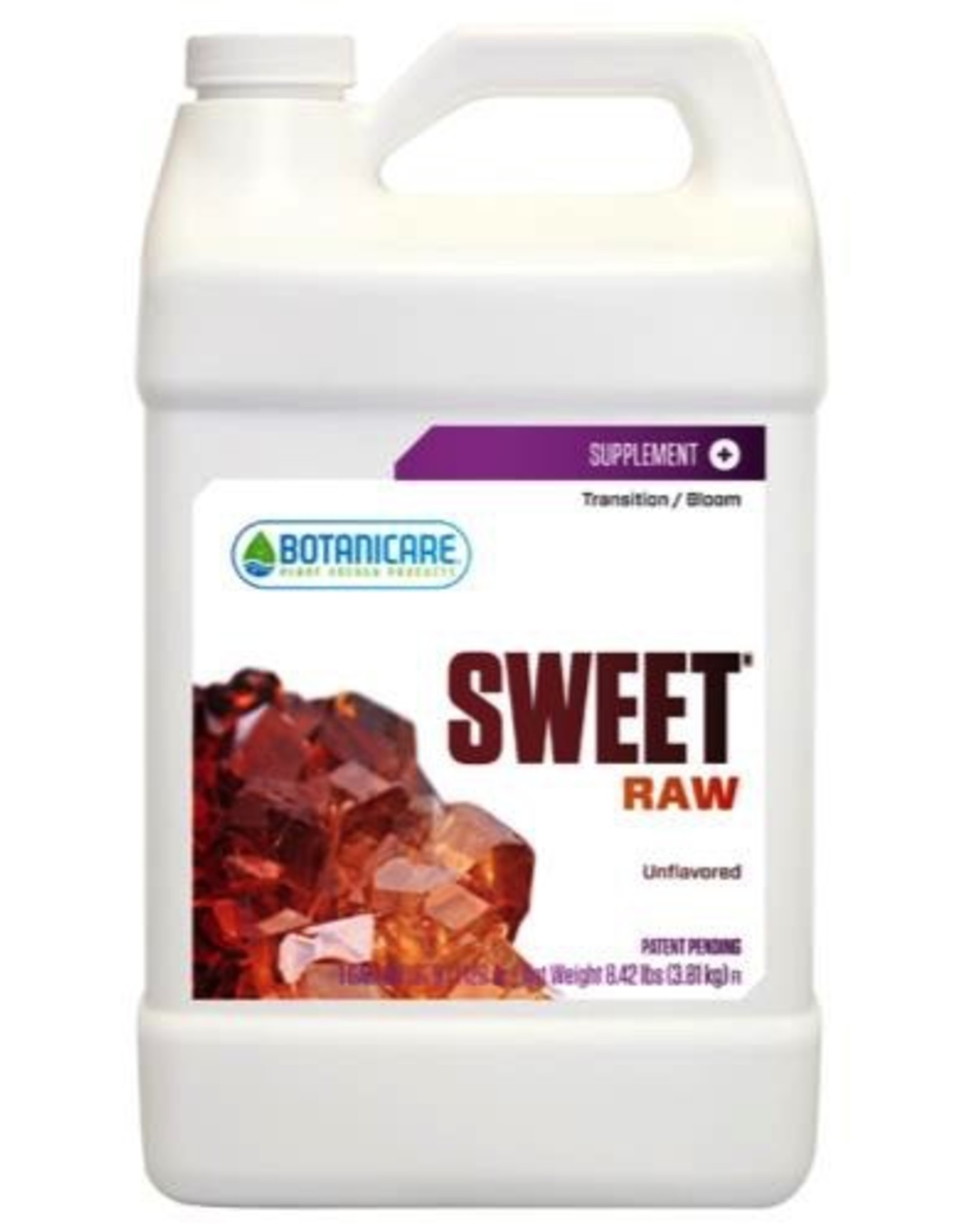 BOTANICARE Botanicare Sweet Carbo Raw Gallon