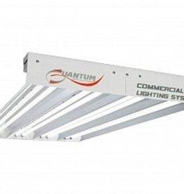 QUANTUM Quantum T5 4', 8 Bulb Fixture 432w