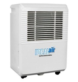 IDEAL-AIR Ideal-Air Dehumidifier 50 Pint