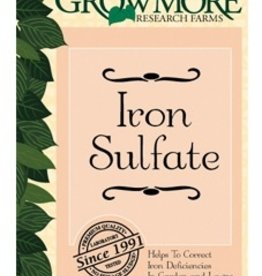 GROW MORE Grow More Iron Sulfate 4lb