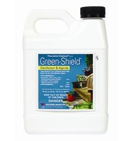 GREEN-SHIELD GREEN-SHIELD  DISINFECTANT & ALGICIDE 1 QT