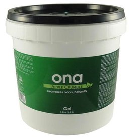 ONA Ona Apple Crumble 4 Liter Gel Pail