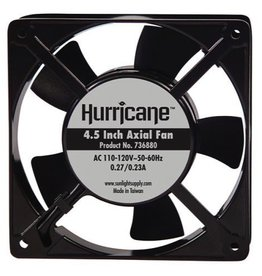 HURRICANE Hurricane Axial Fan 4.5 in 112 CFM
