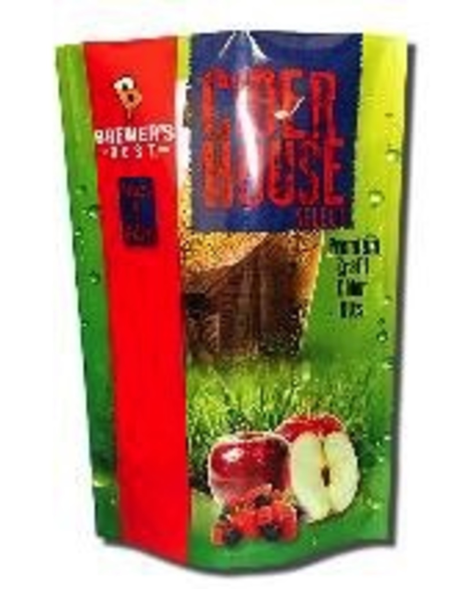 BREWERS BEST CIDER HOUSE SELECT MIXED BERRY CIDER MAKING KIT