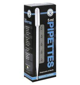 MEASURE MASTER Measure Master Sterile Disposable Pipette 5 ml (20/Box)