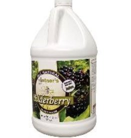 VINTNER'S VINTNER'S BEST® ELDERBERRY FRUIT WINE BASE 128 OZ (1 GAL)
