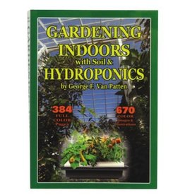 SUNLIGHT SUPPLY GARDENING INDOORS WITH SOIL & HYDROPONIC BY: GEORGE VAN PATTERN
