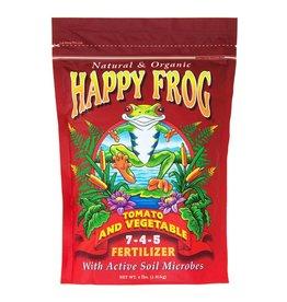 FOX FARM HAPPY FROG TOMATO & VEGETABLE  7-4-5 (4LBS)