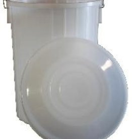 LD CARLSON 20 GALLON FERMENTING BUCKET WITH LID