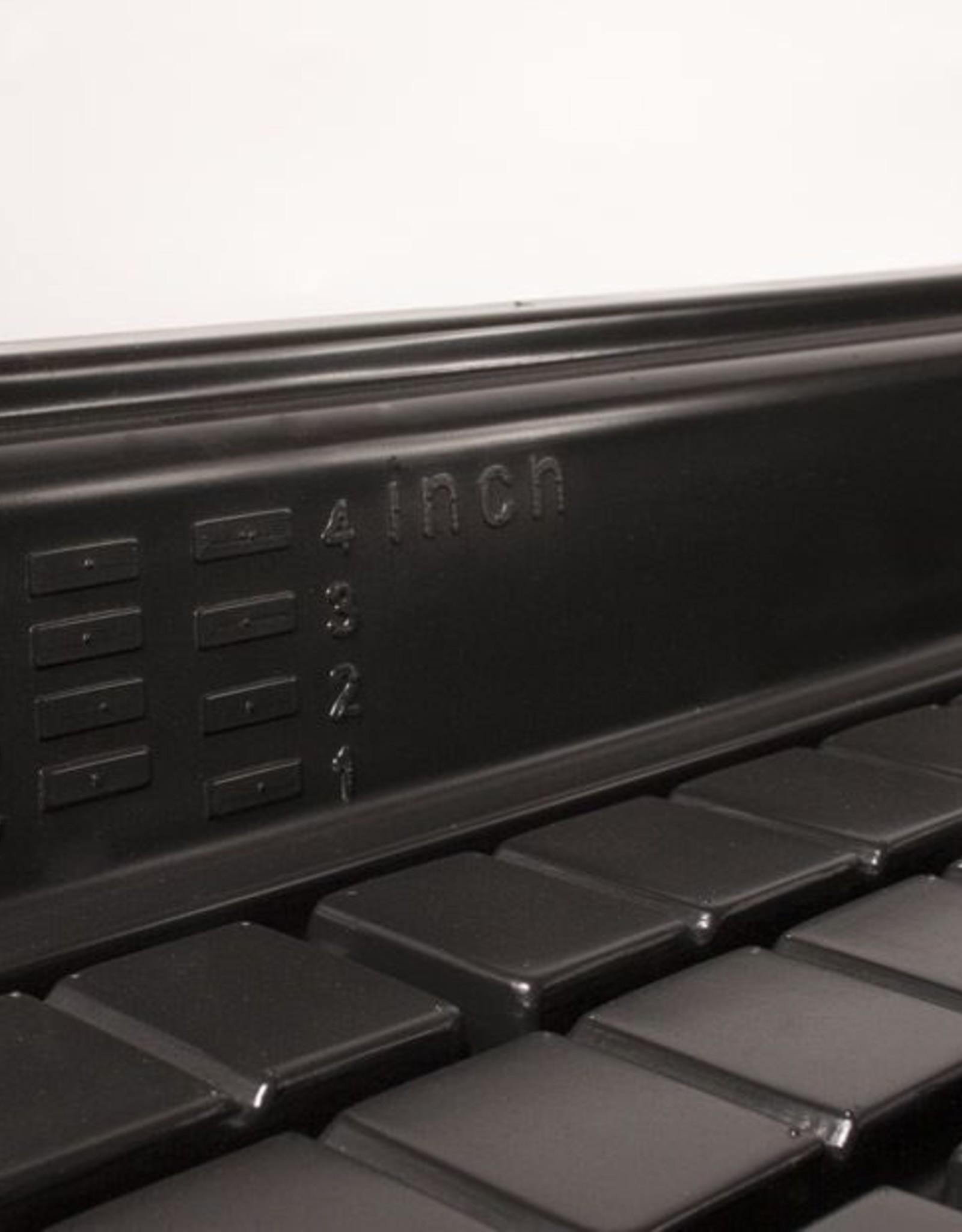 Black Flood Table/Tray, 2' x 4'