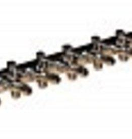 12 Outlet Copper Air Divider