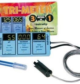 nutradrip FHD Tri-Meter Continuous Monitor (EC/pH/Temp)