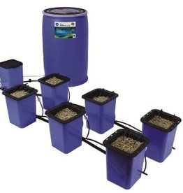 FLO-N-GRO Flo-n-Gro Drip-n-Gro Dual Top Feed Drip System w/ Reservoir - 6 Site store pick up only