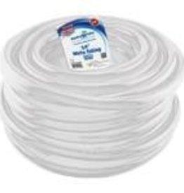 HYDRO FLOW Hydro Flow Vinyl Tubing White 3/4 in ID - 1 in OD BF