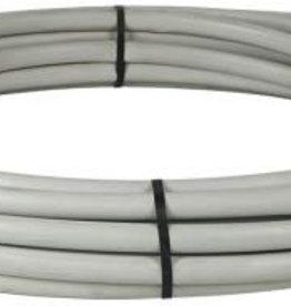 Netafilm Netafim UV White Polyethylene Tubing 1 in (1.06 in ID x 1.20 in OD) - 100 ft