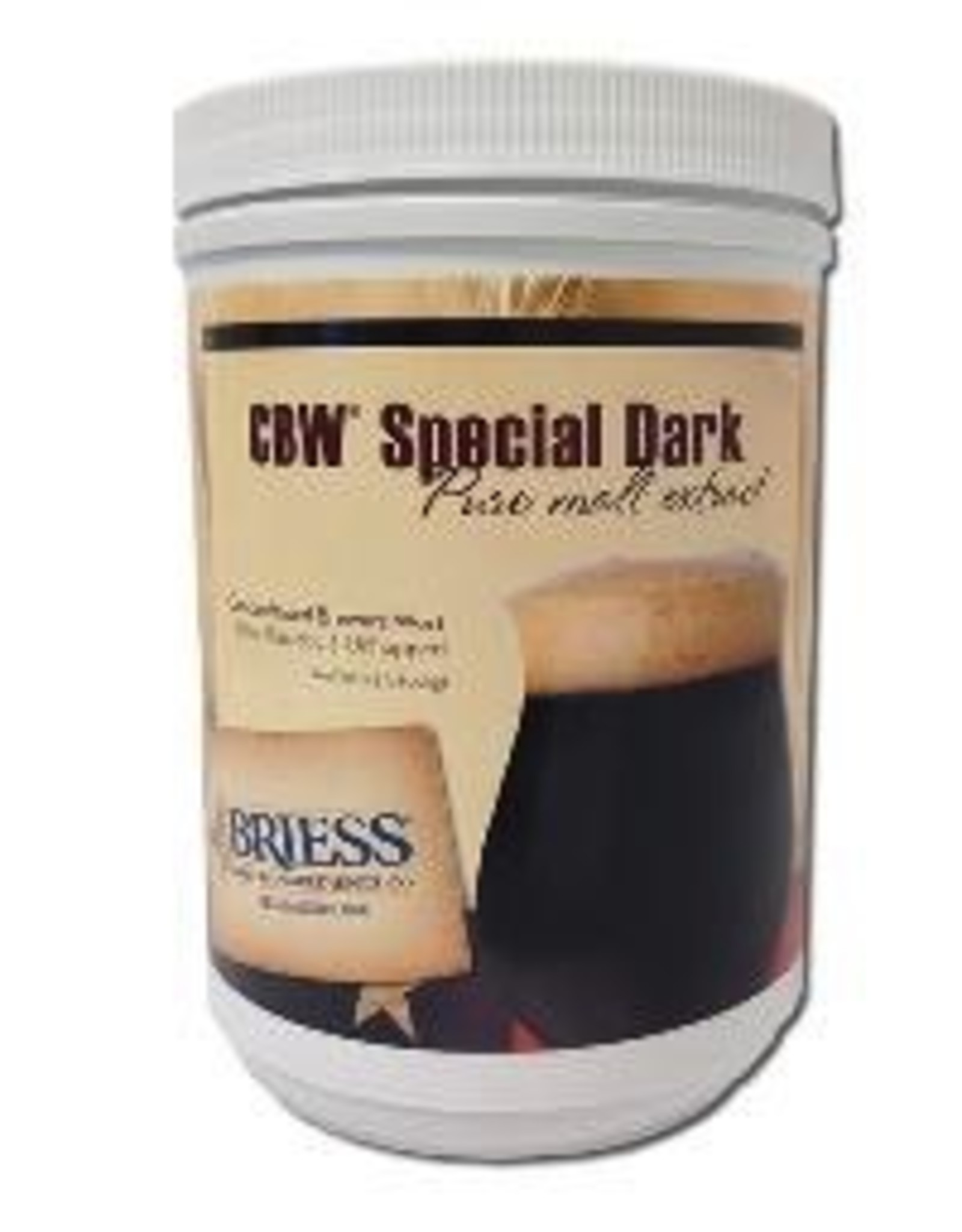 BRIESS BRIESS SPECIAL DARK CANISTER 3.3 LB