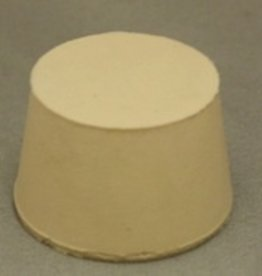 LD CARLSON #7 SOLID RUBBER STOPPER