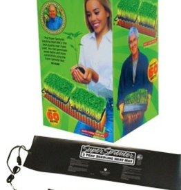 SUPER SPROUTER SUPER SPROUTER 2 TRAY HEATMAT