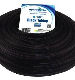 HYDRO FLOW Hydro Flow Vinyl Tubing Black 1/8 in ID - 1/4 in OD 100 ft Roll