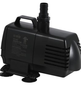 ECOPLUS This submersible water pump is great for everything from fountains to hydroponic systems. Powerful oil free high magnetic rotor. Ceramic shaft and bearing insures reliability. Trouble free one moving part. Strainer protects impeller from damage.<br />