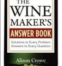 LD CARLSON The Wine Maker's Answer Book