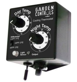 SUNLIGHT SUPPLY Grozone Garden Controls Cooling Thermostat
