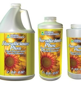 GENERAL HYDROPONICS Floralicious Plus 8 oz