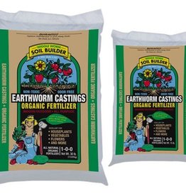Wiggle Worm Wiggle Worm Soil Builder™ Earthworm Castings Organic Fertilizer is an all purpose natural fertilizer that comes to you straight from nature with no alterations whatsoever. Our nightcrawlers are fed a very rich peat humus which contains a wide variety of m