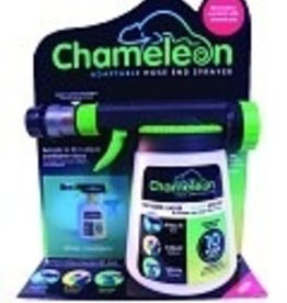 HYDROFARM Chameleon Adaptable Hose End Sprayer