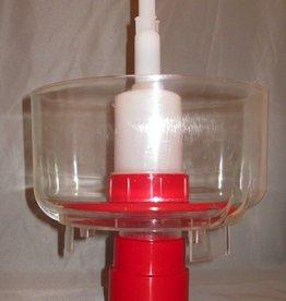 LD CARLSON Plastic. Vinator, Italian.
