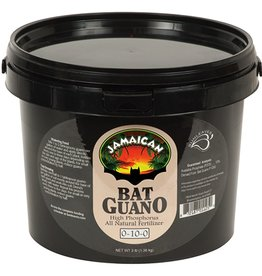 SUN LEAVES Sunleaves Jamaican Bat Guano, 3 lb