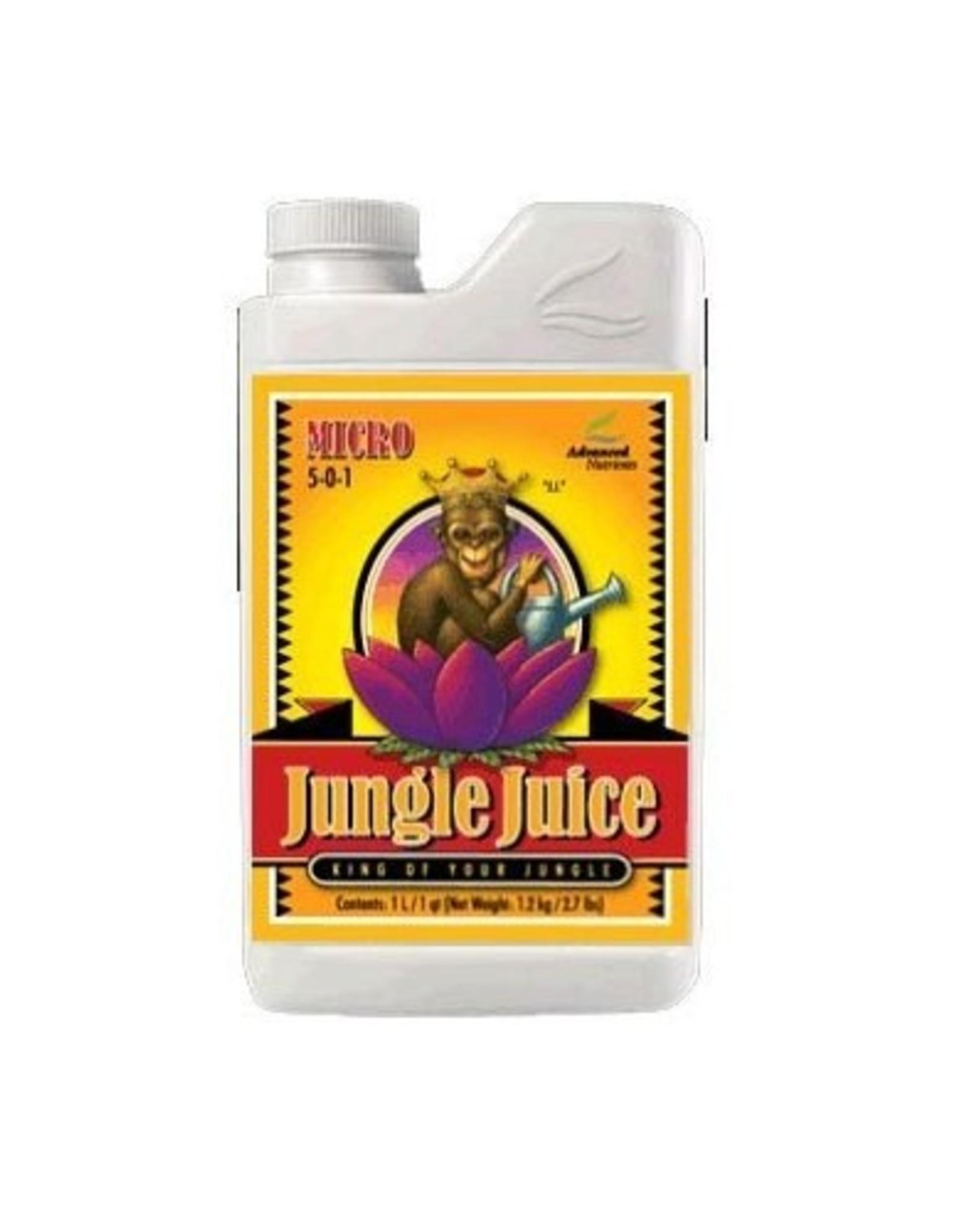 ADVANCED NUTRIENTS JUNGLE JUICE MICRO 1 GAL