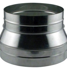 IDEAL-AIR Ideal-Air Duct Reducer 12in to 10in