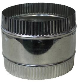 IDEAL-AIR Ideal-Air Duct Couplers 6 INCH